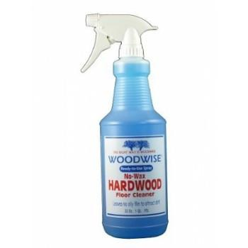 Woodwise - No Wax Hardwood Floor Cleaner - Ready To Use - 32 oz