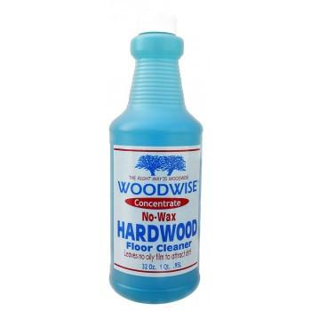 Woodwise - No Wax Hardwood Floor Cleaner - Concentrate - 32 oz