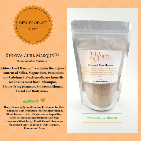 Khlova Curl Conditioning Masque™
