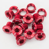 BOX, SPIRAL 7075 CHAINRING BOLTS