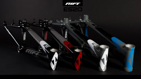 2018, Rift ES Race Mini-Expert XL Frames