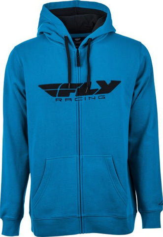 FLY Corporate Zip Up Hoodie