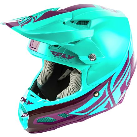 2020 FLY Racing, F2 Shield Helmet