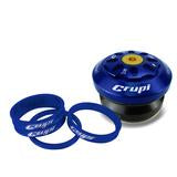 Crupi, Factory integrated headset