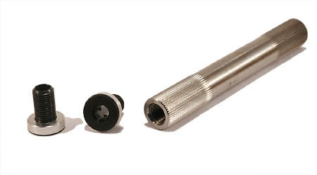 Profile, Ti Spindle, 6in.
