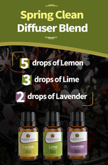 Spring Clean Diffuser Blend
