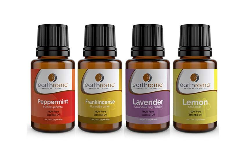 Essential Oil Top 4 Singles Gift Set
