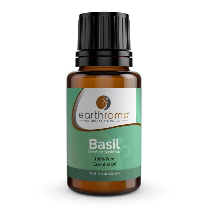 Basil Essential Oil oils Earthroma $5.97
