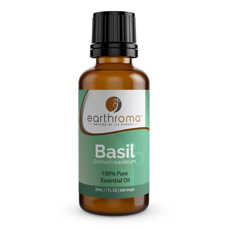 Oils - Basil Essential Oil