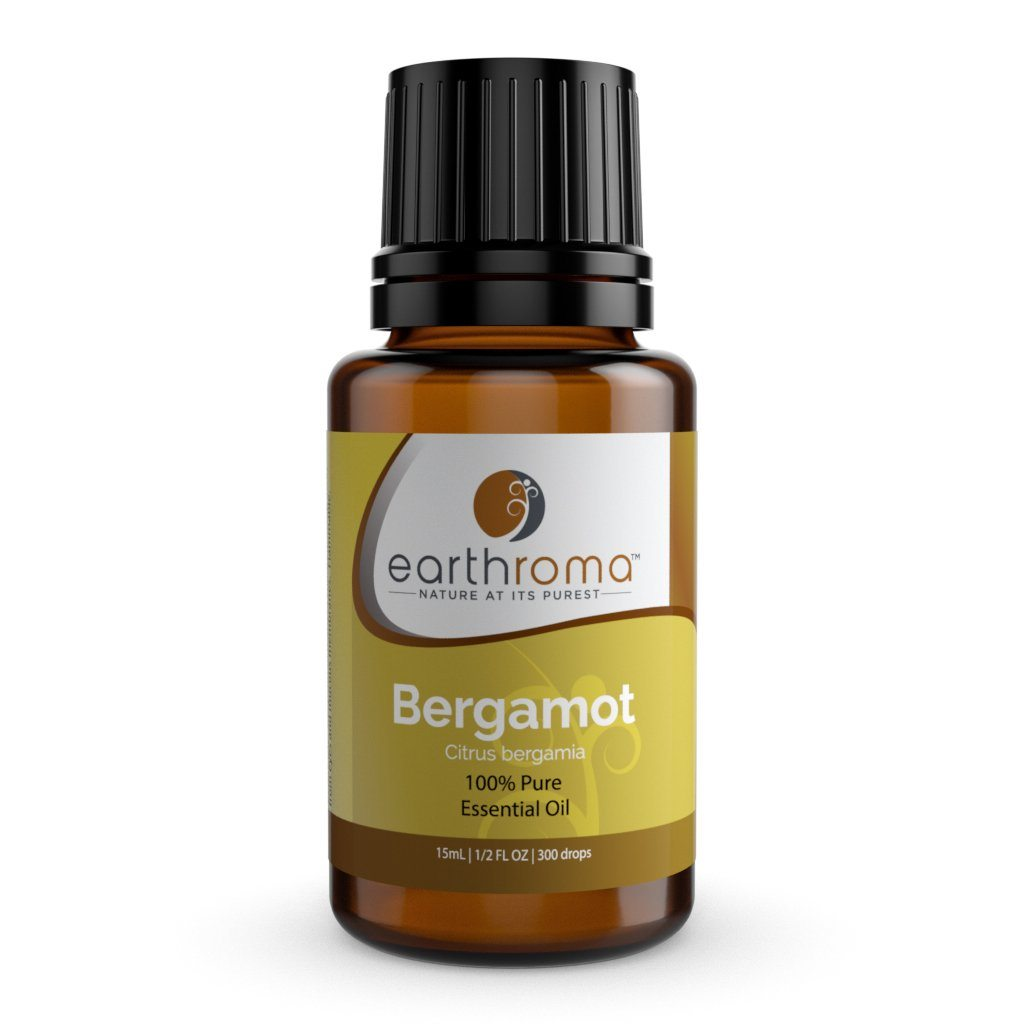 Bergamot Essential Oil oils Earthroma $7.49