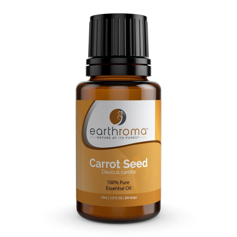 Carrot Seed Essential Oil oils Earthroma $12.97