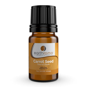 Carrot Seed Essential Oil oils Earthroma $19.97