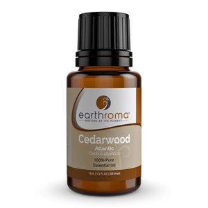 Cedarwood Atlantic Essential Oil oils Earthroma $9.97