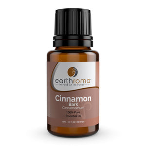 Cinnamon Bark Essential Oil oils Earthroma $19.98