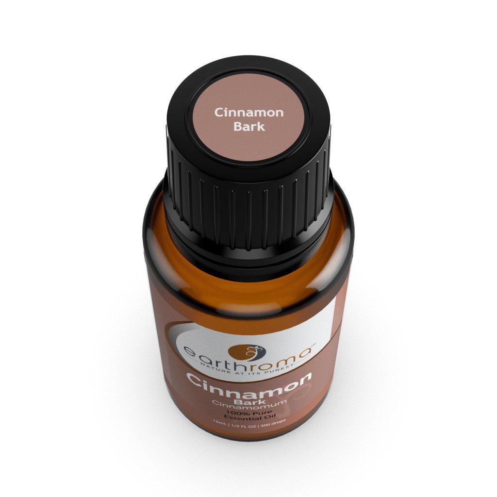 Cinnamon Bark Essential Oil oils Earthroma $9.97