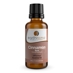Cinnamon Bark Essential Oil oils Earthroma $29.98