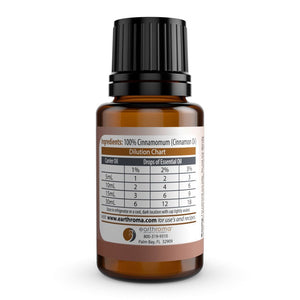 Cinnamon Bark Essential Oil oils Earthroma $9.98