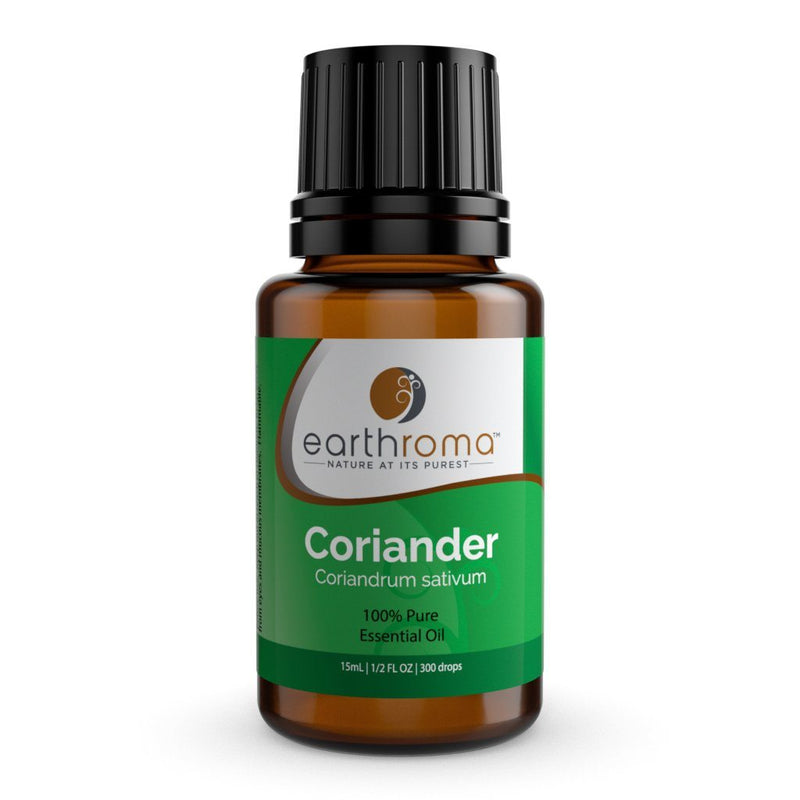 Coriander Essential Oil 15ml (1/2 OZ.)