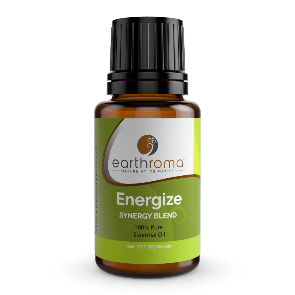 Energize Synergy Blend oils Earthroma $14.97