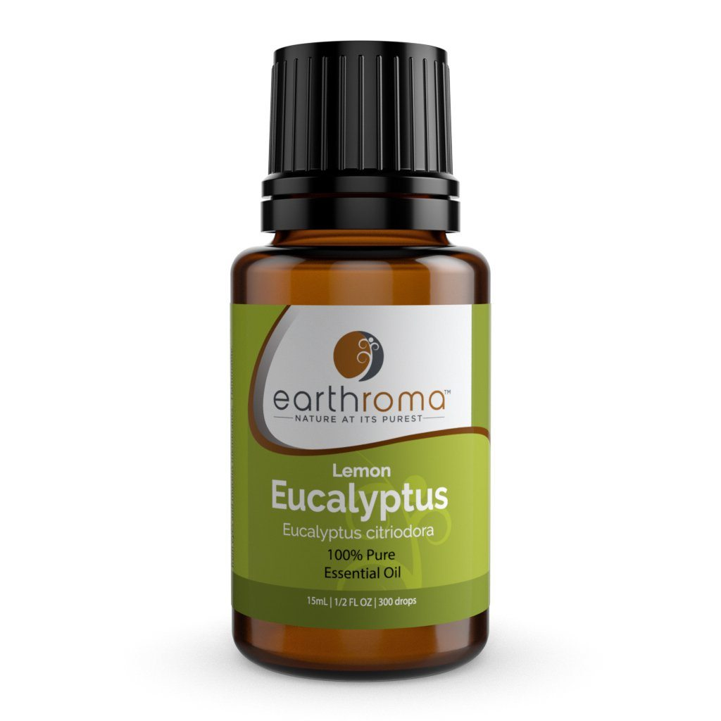 Eucalyptus Lemon Essential Oil oils Earthroma $5.97