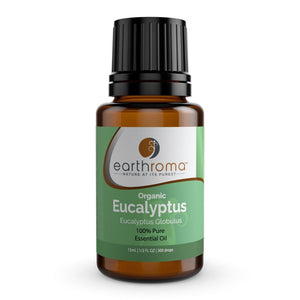 Eucalyptus (Organic) Essential Oil oils Earthroma $8.97