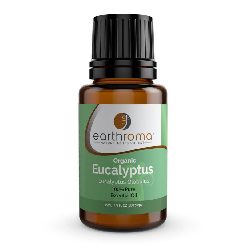 Eucalyptus (Organic) Essential Oil oils Earthroma $6.97