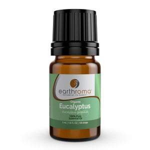Organic Eucalyptus Essential Oil 30ml