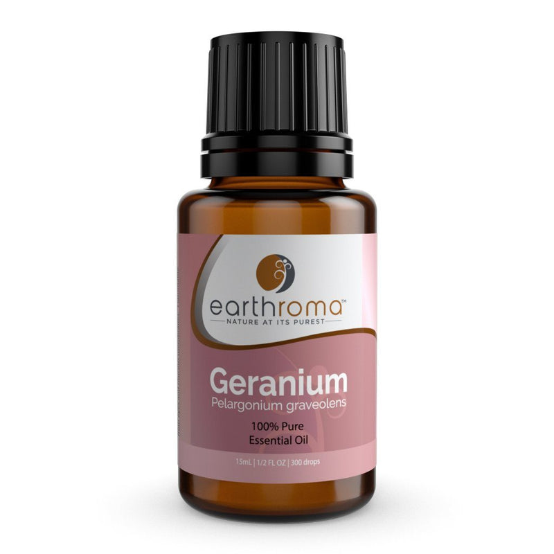 Geranium Essential Oil oils Earthroma $6.98