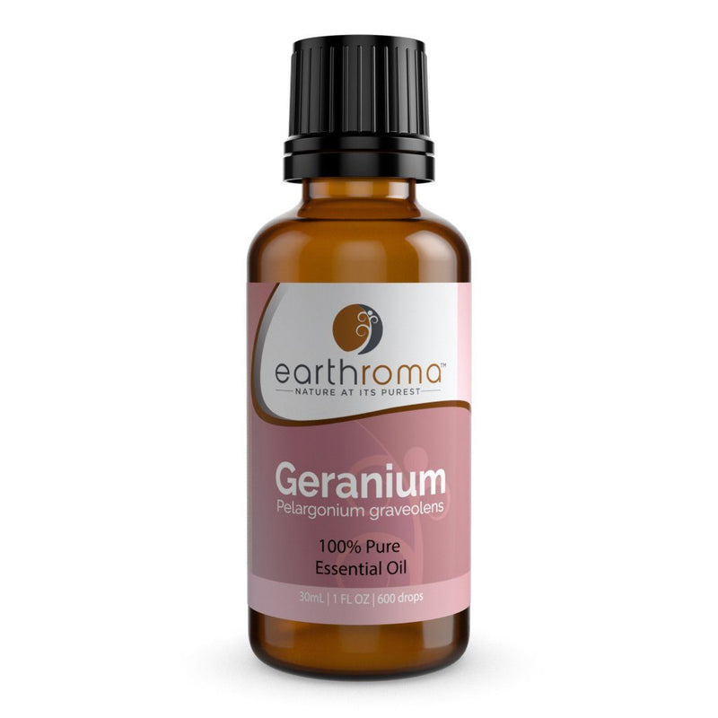 Geranium Essential Oil oils Earthroma $7.97
