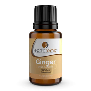 100% Pure Ginger Essential Oil