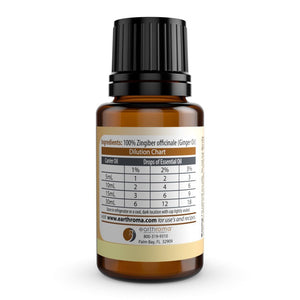 Ginger Essential Oil oils Earthroma $6.98