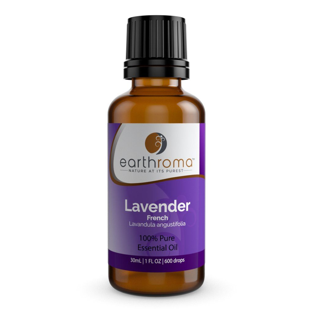 Lavender (French) Essential Oil oils Earthroma $8.49
