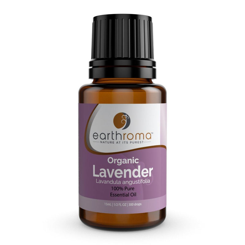 Lavender (Organic) Essential Oil oils Earthroma $15.97