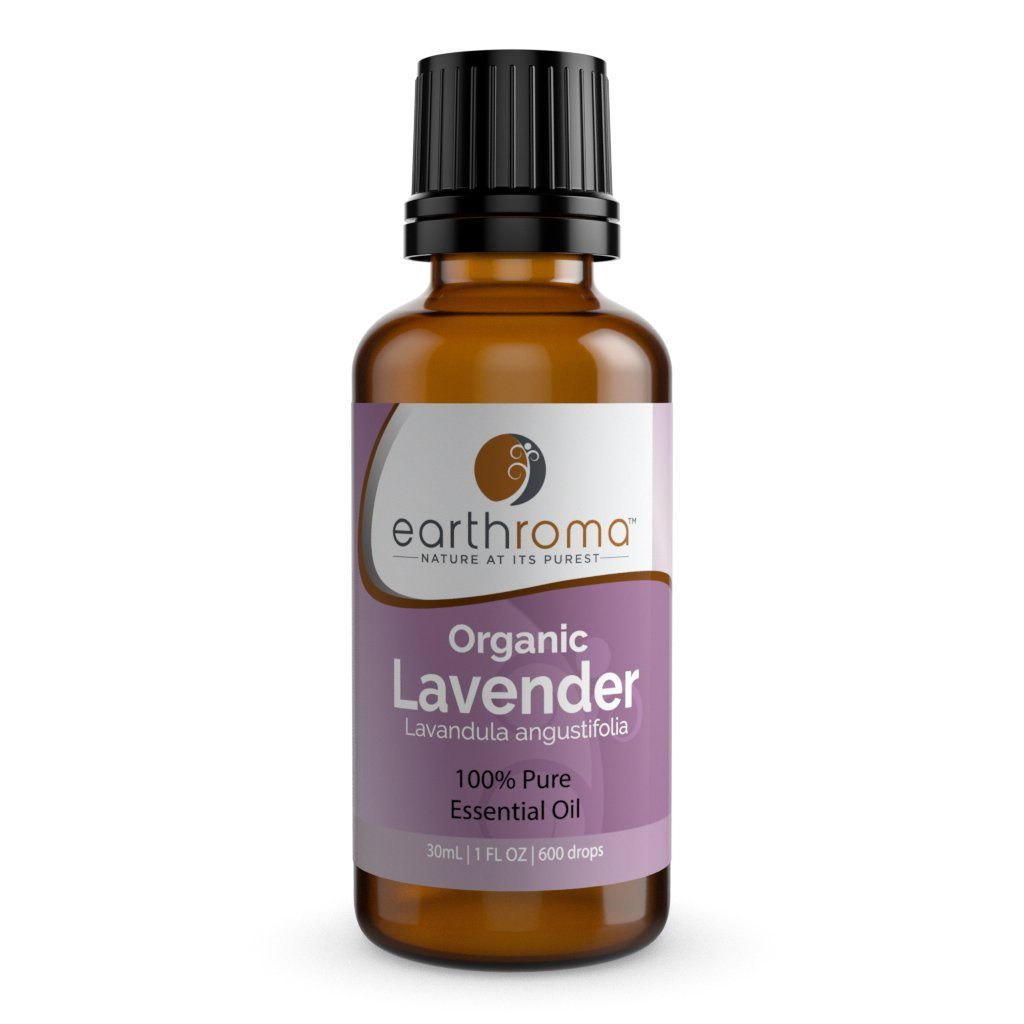Lavender (Organic) Essential Oil oils Earthroma $8.97