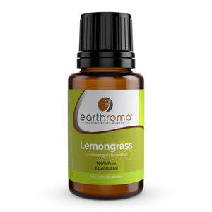 Lemongrass Essential Oil oils Earthroma $8.49