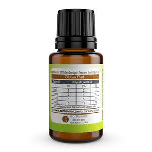 Lemongrass Essential Oil oils Earthroma $6.49