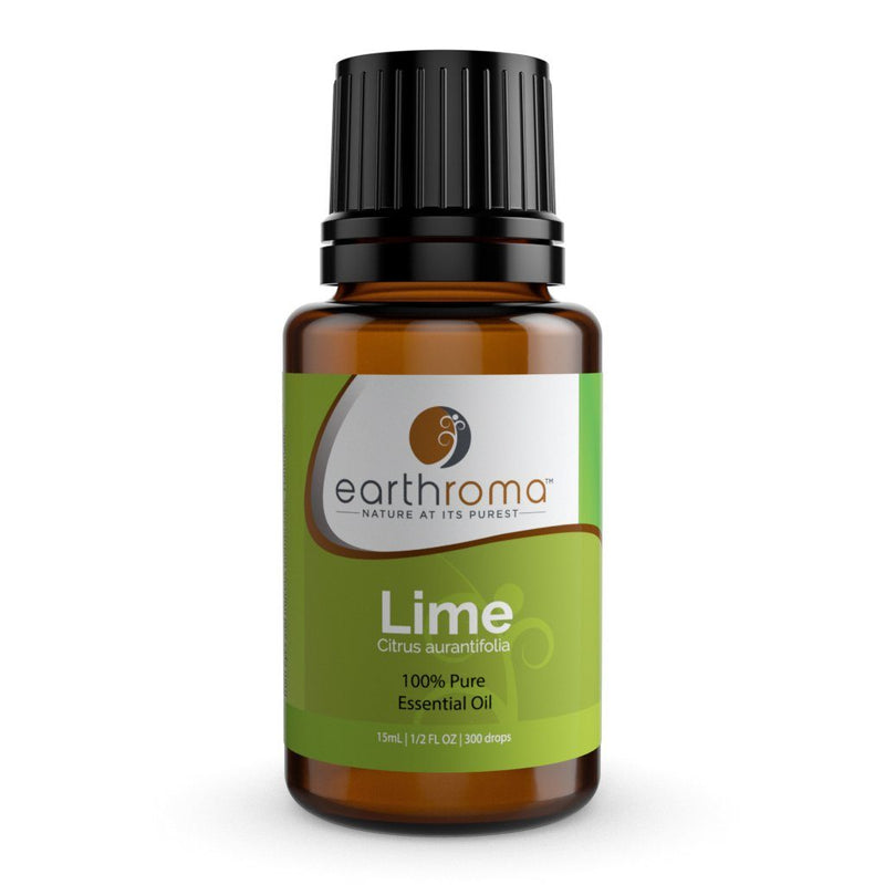 100% Pure Lime Essential Oil