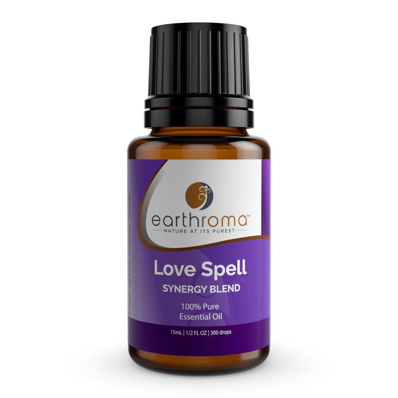 Oils - Love Spell Synergy Blend
