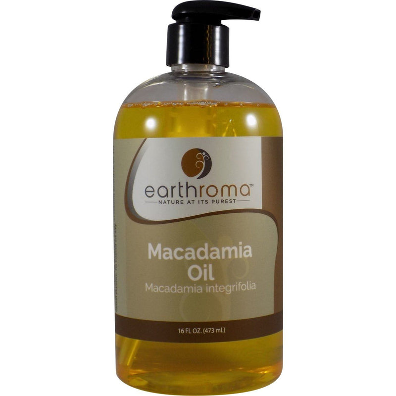 Macadamia Carrier Oil oils Earthroma $16.49
