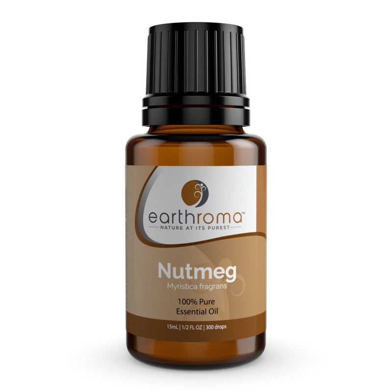 100% Pure Nutmeg Essential Oil