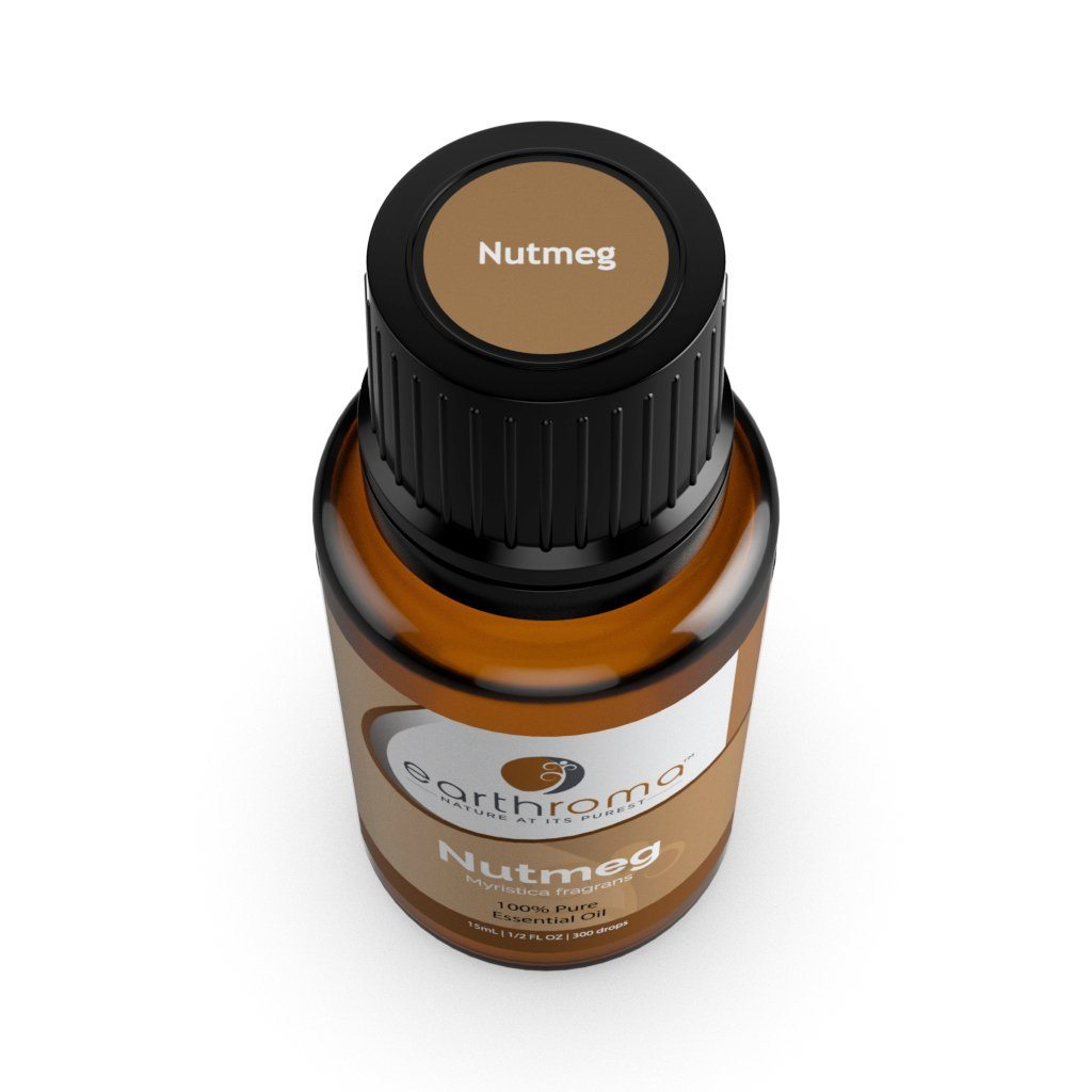 Nutmeg Essential Oil oils Earthroma $6.79