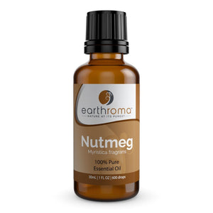 Nutmeg Essential Oil 15ml (1/2 OZ.)