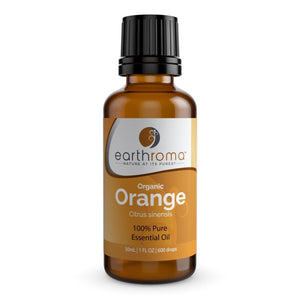 Organic Orange Essential Oil 15ml (1/2 OZ.)