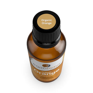 Organic Orange Essential Oil 30ml (1 OZ.)