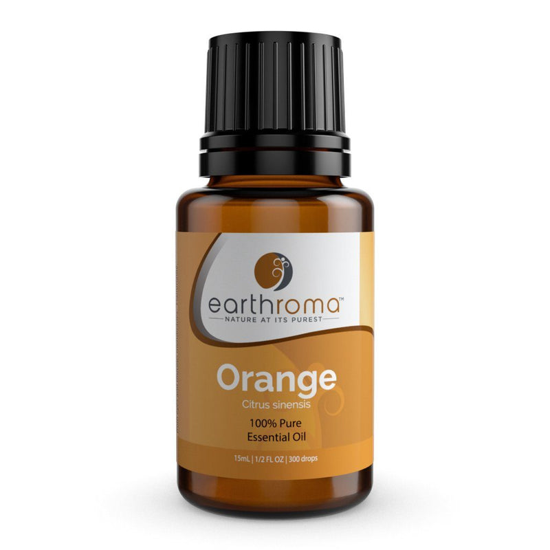 Orange (Sweet) Essential Oil oils Earthroma $4.98