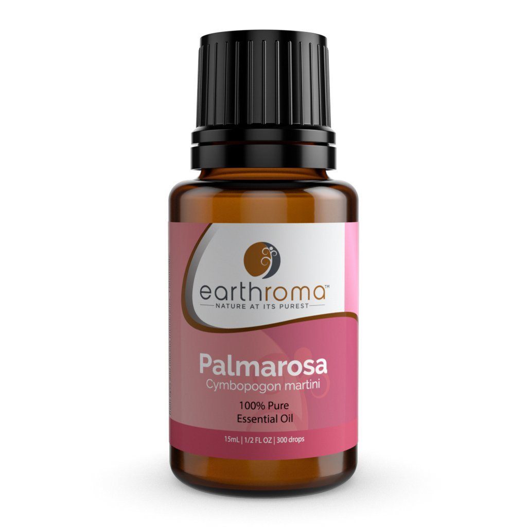 100% Pure Palmarosa Essential Oil