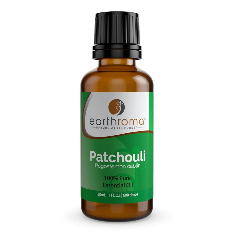 Patchouli Essential Oil oils Earthroma $9.97