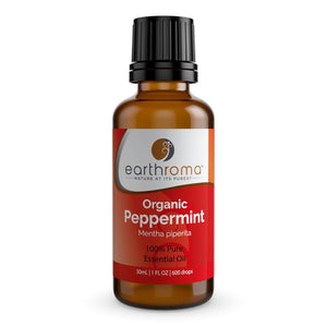 Organic Peppermint Essential Oil 30ml