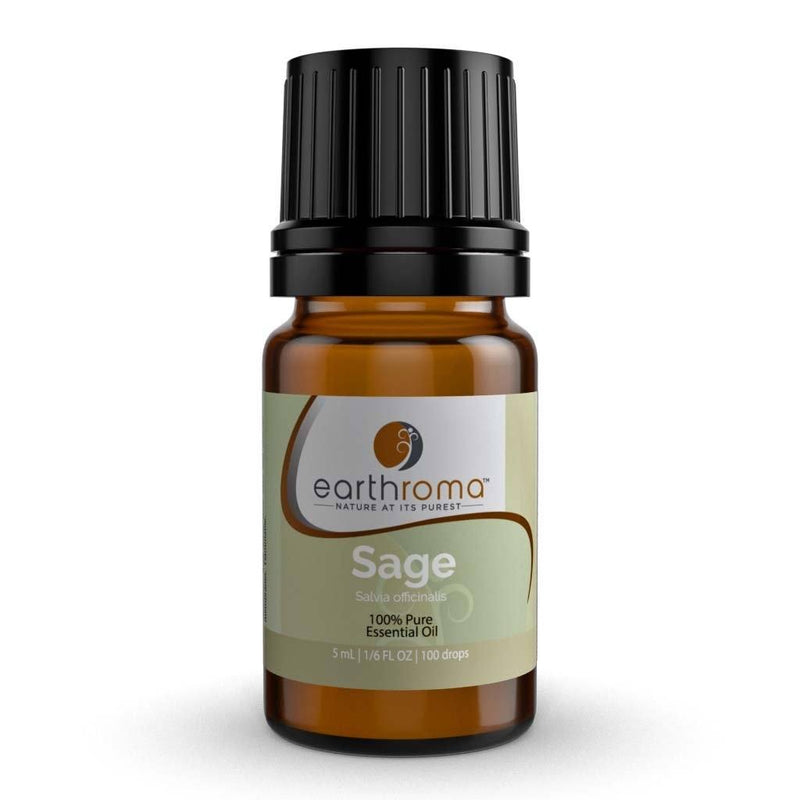 Sage Essential Oil oils Earthroma $6.97
