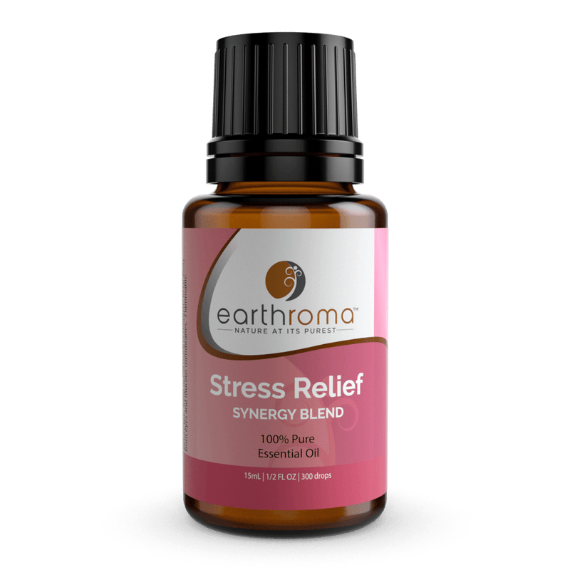 Stress Relief Synergy Blend oils Earthroma $14.97